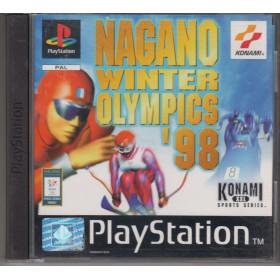 Nagano Winter Olympics 98 PS1