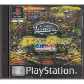 Pro Pinball : Big Race USA PS1