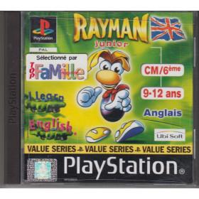 Rayman Junior Cm/6eme 9-12...