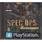 Spec Ops : Stealth Patrol PS1