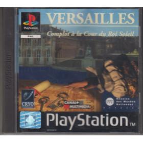 Versailles : Complot à la...