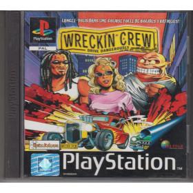 Wreckin Crew PS1