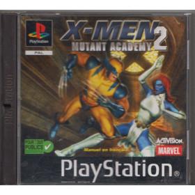 X-men : Mutant academy 2 PS1