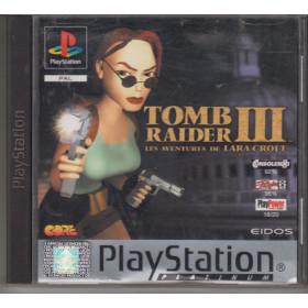 Tomb Raider III : Les...
