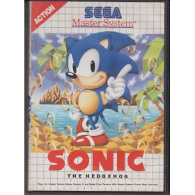Sonic The Hedgehog MS