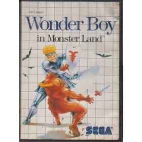 Wonder Boy in Monster Land MS