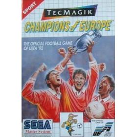 Champions of Europe en...