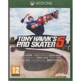 Tony Hawk's Pro Skater 5...