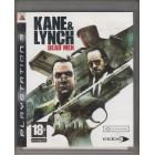 Kane & Lynch : Dead Men PS3