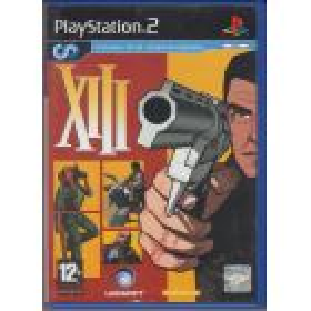 XIII Le Jeu Video PS2