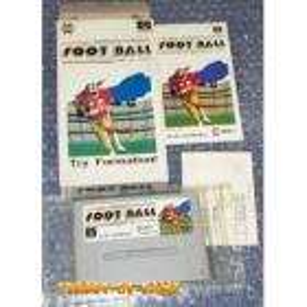 Ultimate Foot Ball SFAMICOM
