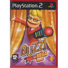 Buzz ! : Le Mega Quiz PS2