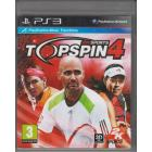 Top Spin 4 PS3