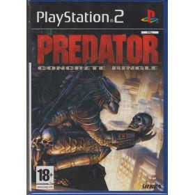 Predator Concrete Jungle PS2
