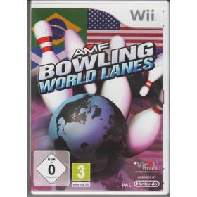 AMF Bowling World Lanes WII