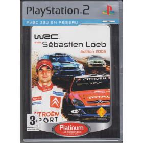 WRC avec Sebastien Loeb...
