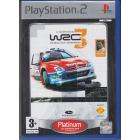 WRC 3 [Edition Platinum] PS2
