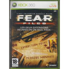 F.E.A.R. Files XBOX360