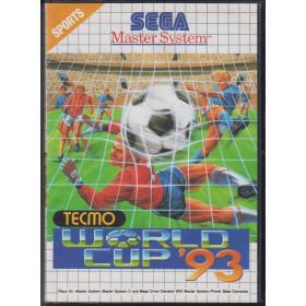 Tecmo World Cup 93 MS