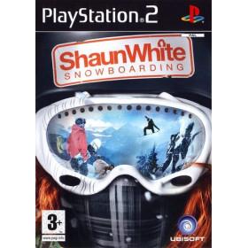 Shaun White Snowboarding PS2