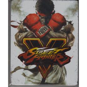 Street Fighter V Steelbook...