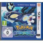 Pokémon Saphir Alpha 3DS