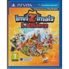 Invizimals : L'Alliance PSVita