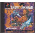 X-com : Enemy Unknown PS1
