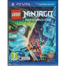 LEGO Ninjago : Nindroïds VITA