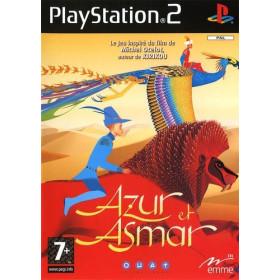 Azur et Asmar PS2