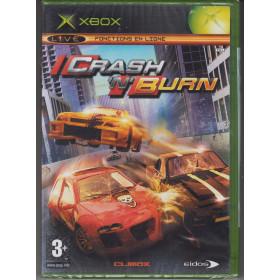 Crash 'N' Burn XBOX