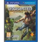 Uncharted : Golden Abyss VITA