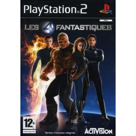 Les 4 fantastiques PS2