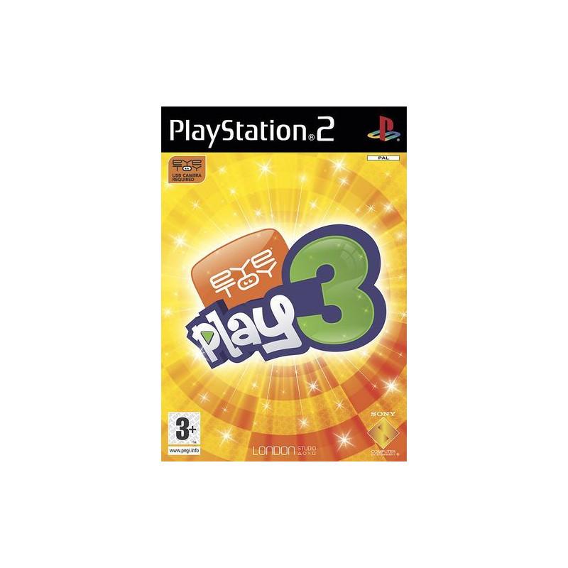 EyeToy : Play 3 + Caméra PS2