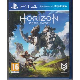 Horizon : Zero Dawn PS4