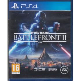 Star Wars : Battlefront II PS4