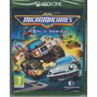 Micro Machines: World...
