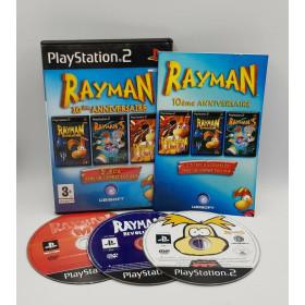 Rayman 10éme Anniversaire PS2