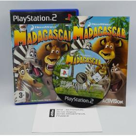 Dreamworks Madagascar 2 PS2
