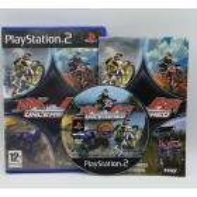 MX vs ATV Unleashed PS2