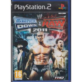 WWE Smackdown vs Raw 2011 PS2