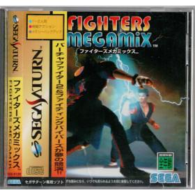 Fighters Megamix [JAP] SEGA...