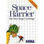 Space Harrier en boîte MS