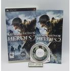 Medal of Honor : Heroes 2 PSP