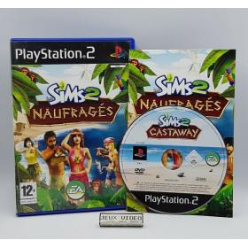 Les Sims 2 : Naufragés PS2