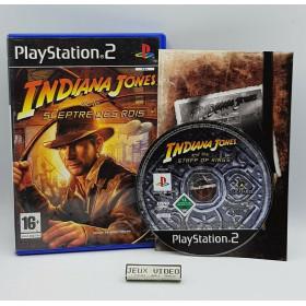 Indiana Jones et le Sceptre...