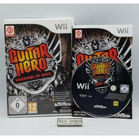Guitar Hero : Warriors of...