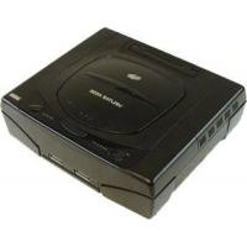 Console Sega Saturn version 2