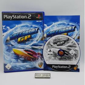 Speedboat GP PS2