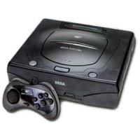 Console Sega Saturn Version 1